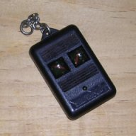 front view of personal keychain device